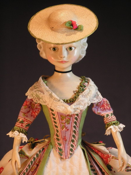 Mode- och Klädhistoria: Pandoror