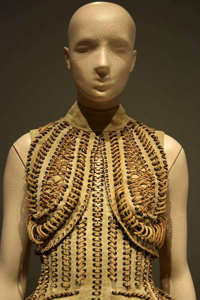 Iris Van Herpen. Borås Textilmuseum. Foto: Sanjin Đumišić