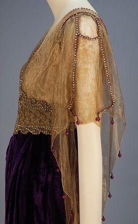 1910s-dress-Joseph-632-Fifth-Avenue-New-York-CYCLAMEN
