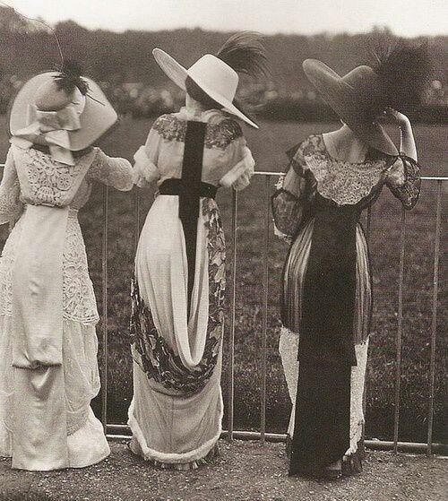 Mode- och Klädhistoria  1910-talets mode och krigets påverkan c83529515917b