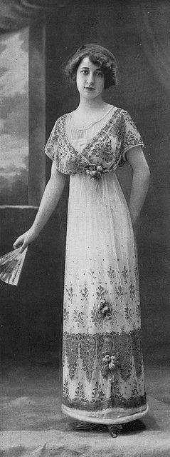 Les Modes, 1910.