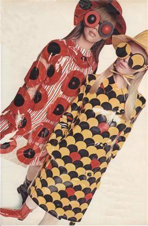 1960s-raincoats