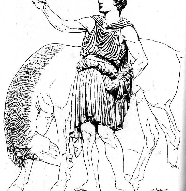 Mode- och Klädhistoria: Antiken