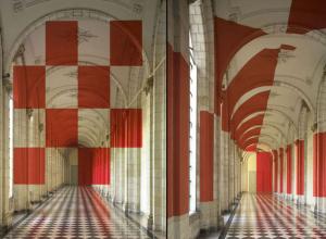 Optiska illusioner i konsten