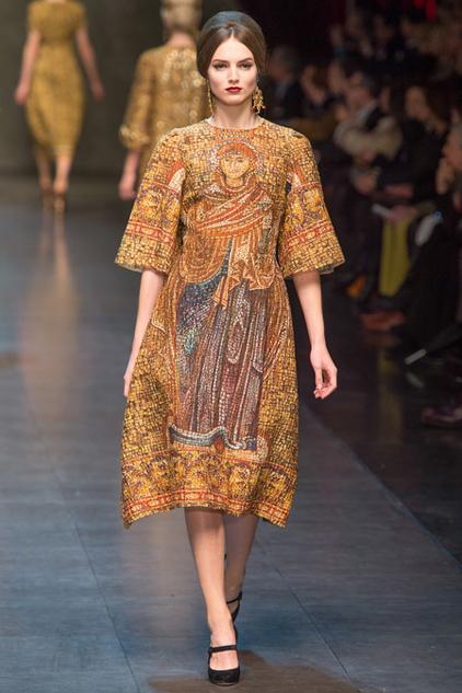 Bysantinska imperiet som designkläder