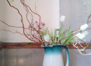 Inredningstips: Kanna blir blomvas