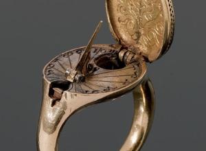 Vackra ringar från medeltiden